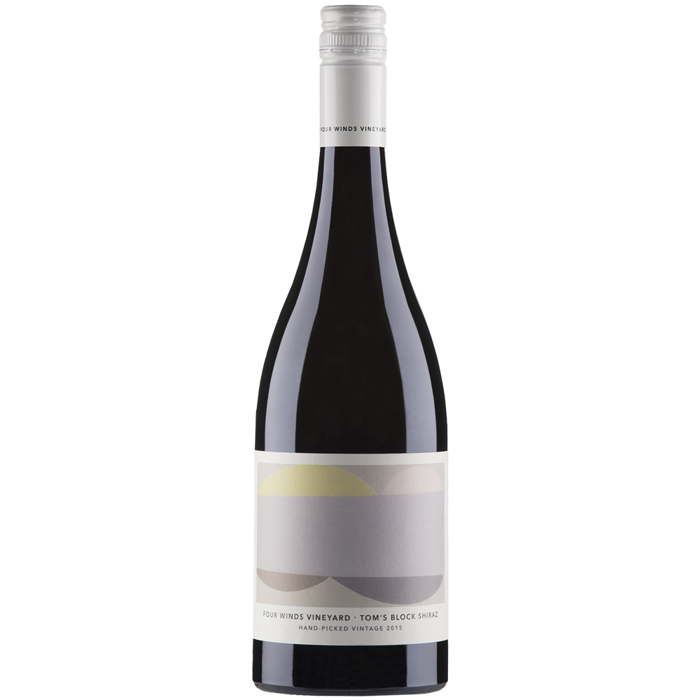 Four Winds Vineyard - 2015 Tom's Block Shiraz