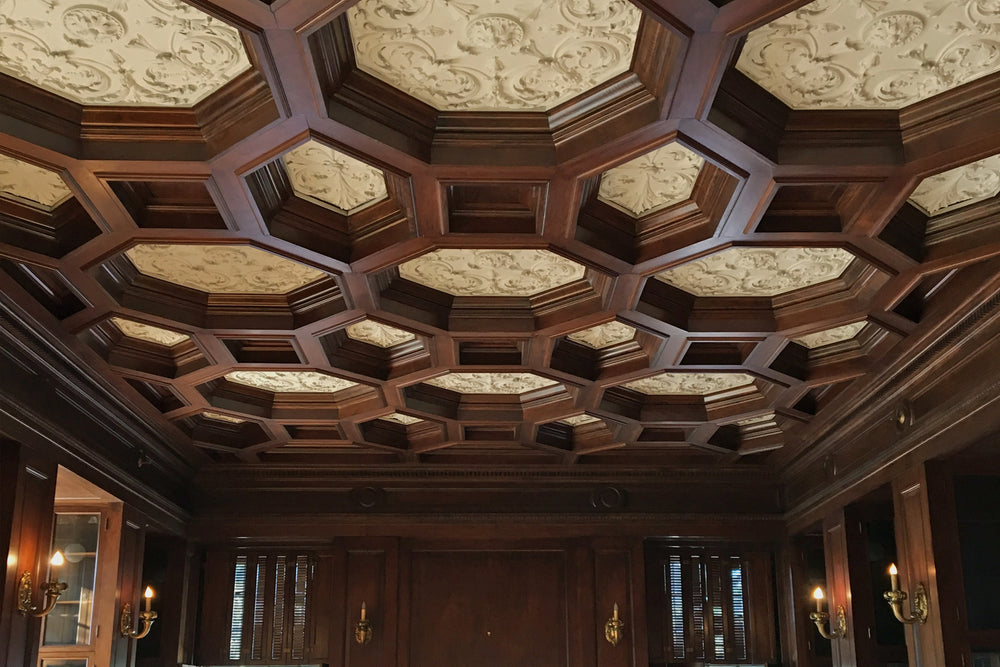 Ceiling Panels & Tracery Products and Coffered Ceilings by Brockwell Incorporated