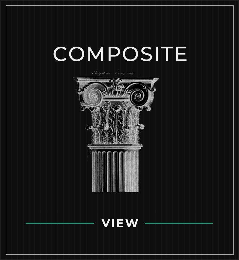 Brockwell Incorporated's beautiful Composite Order column capital designs online