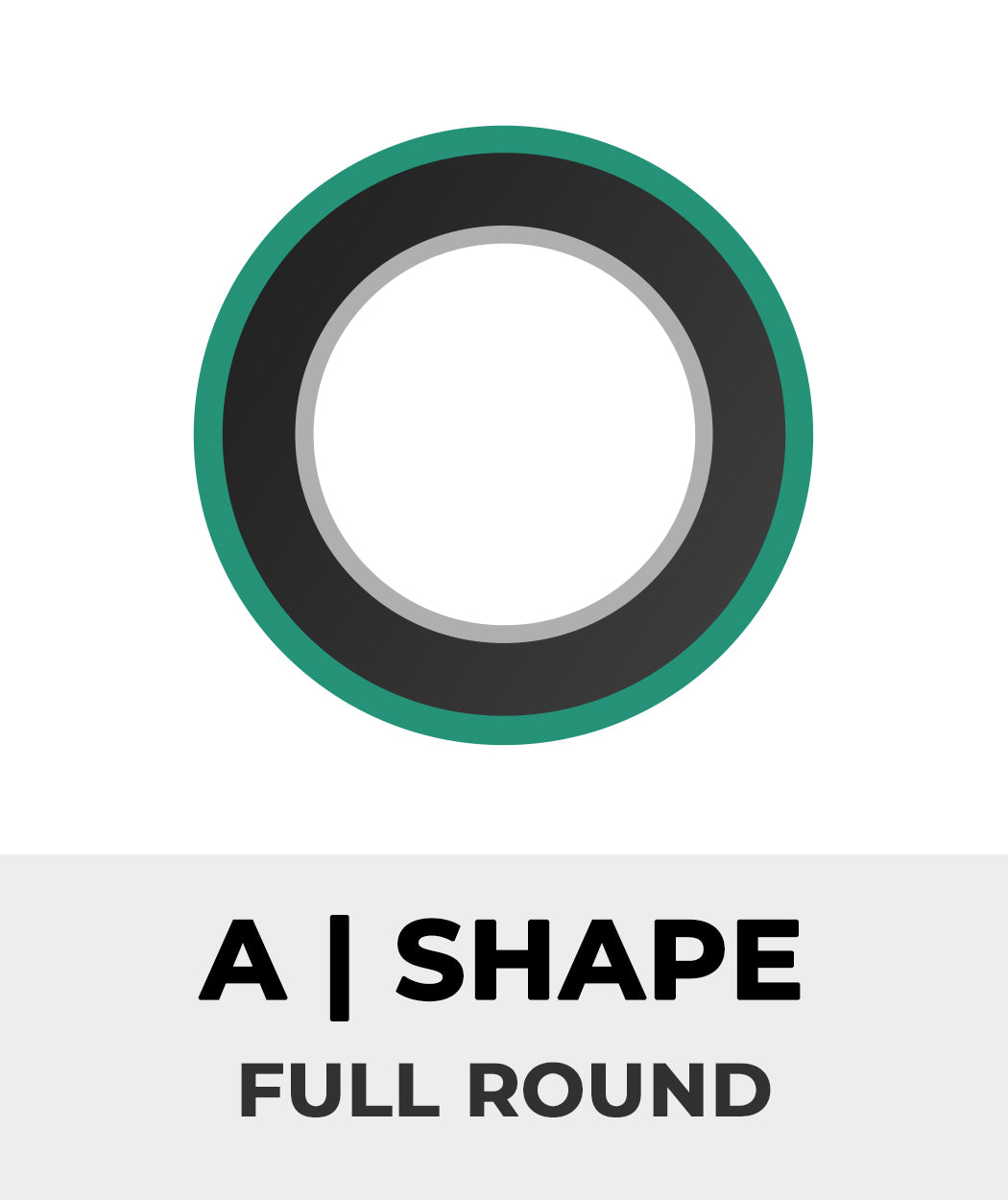 Plan Shape A - Full Round