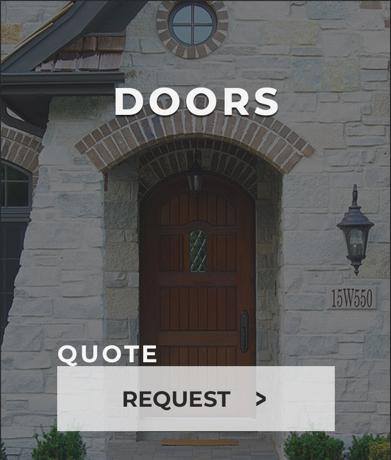 Request a Free & Professional Entry Door Quote from Brockwell Incorporated
