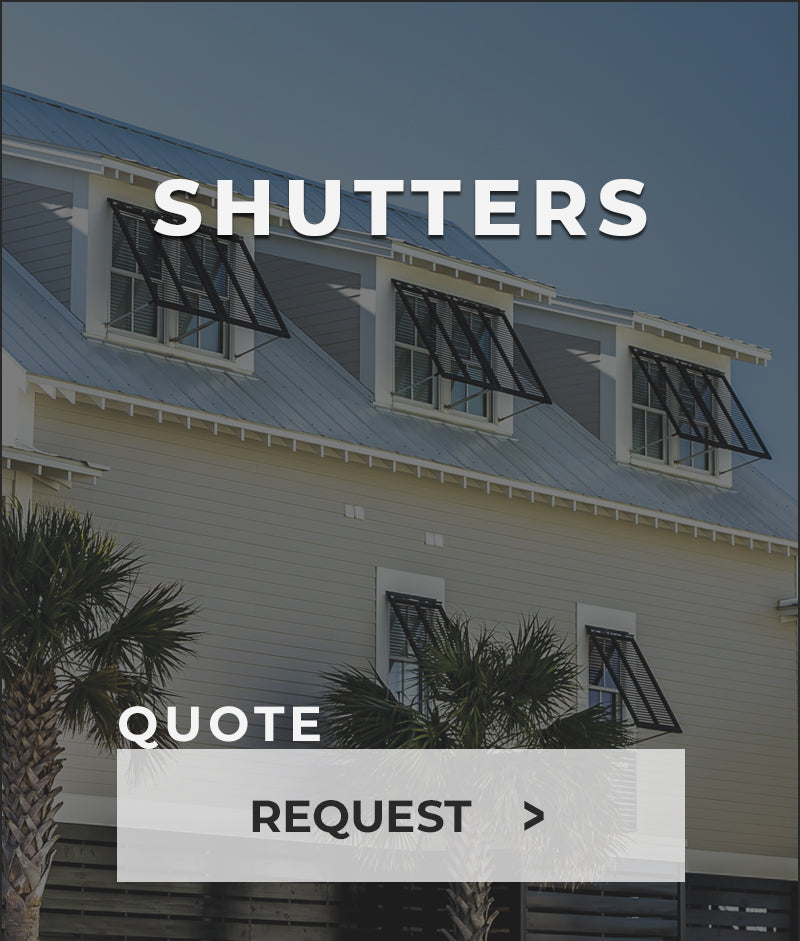 Request a Free & Professional Shutters Quote from Brockwell Incorporated