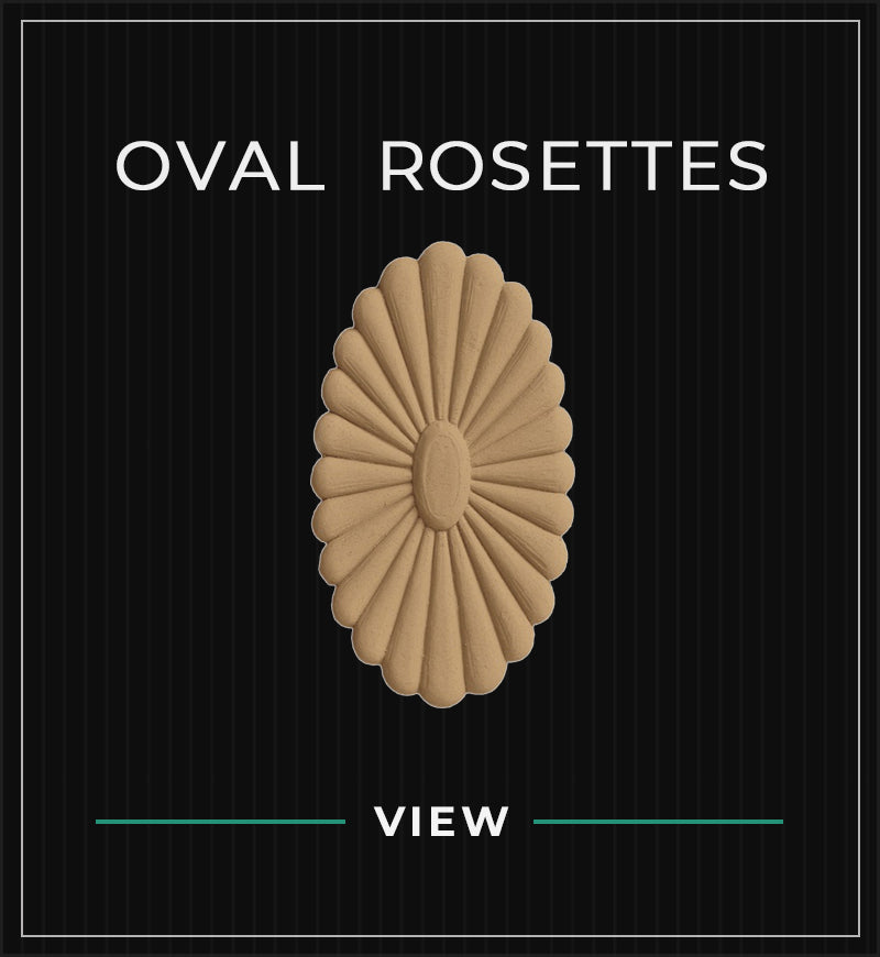 browse brockwell inc's beautiful resin oval rosette designs for wood fireplace mantels
