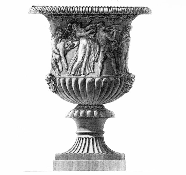 Classical Urn - Illustrated Glossary of Classical Terms - Brockwell Incorporated