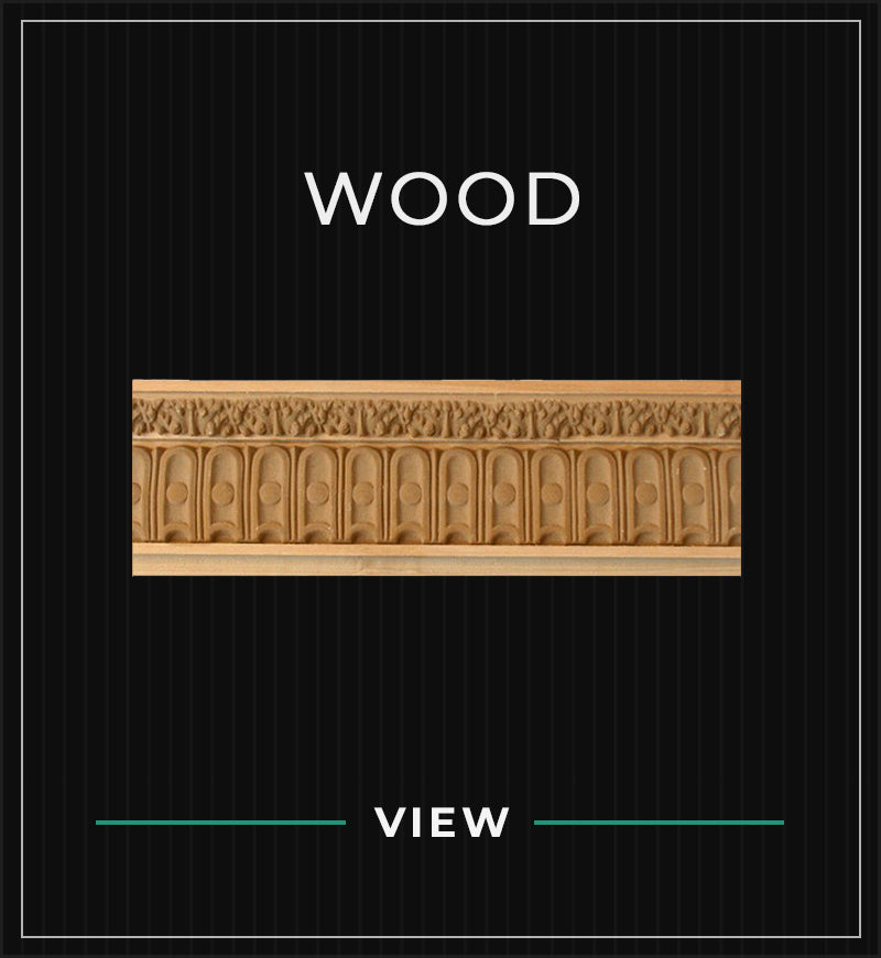 Brockwell Incorporated's Decorative Wood Linear Molding Designs - ColumnsDirect.com
