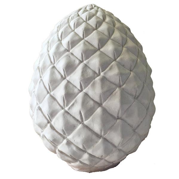 Plaster Finial Pineapple Designs for Interior Installation - Brockwell Incorporated - Item # FNL-26172-PL-2