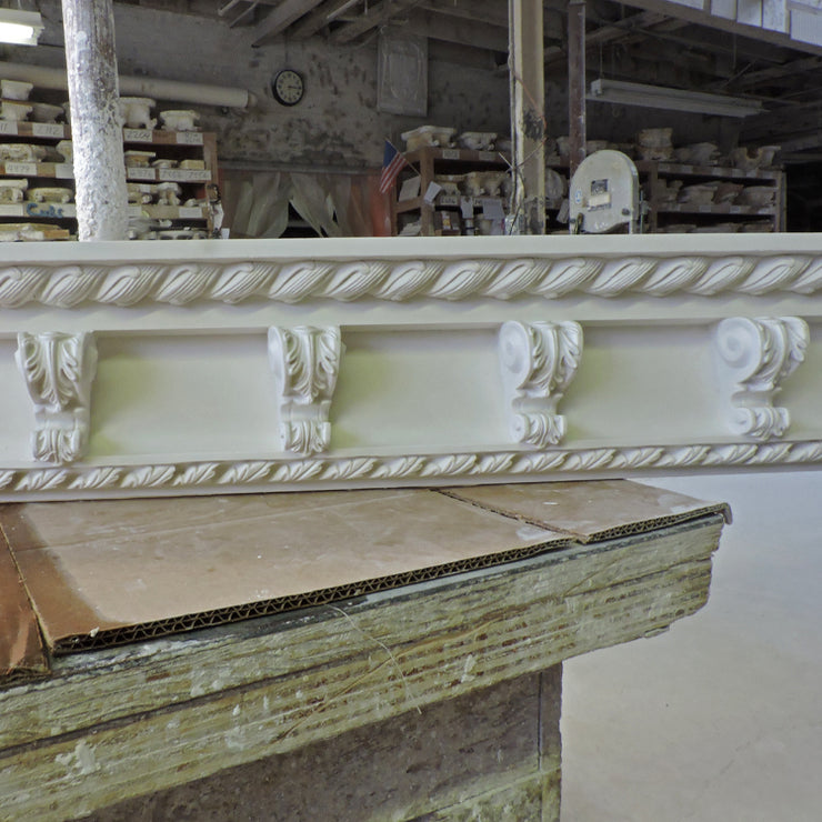 ornate plaster crown moldings from brockwell incorporated