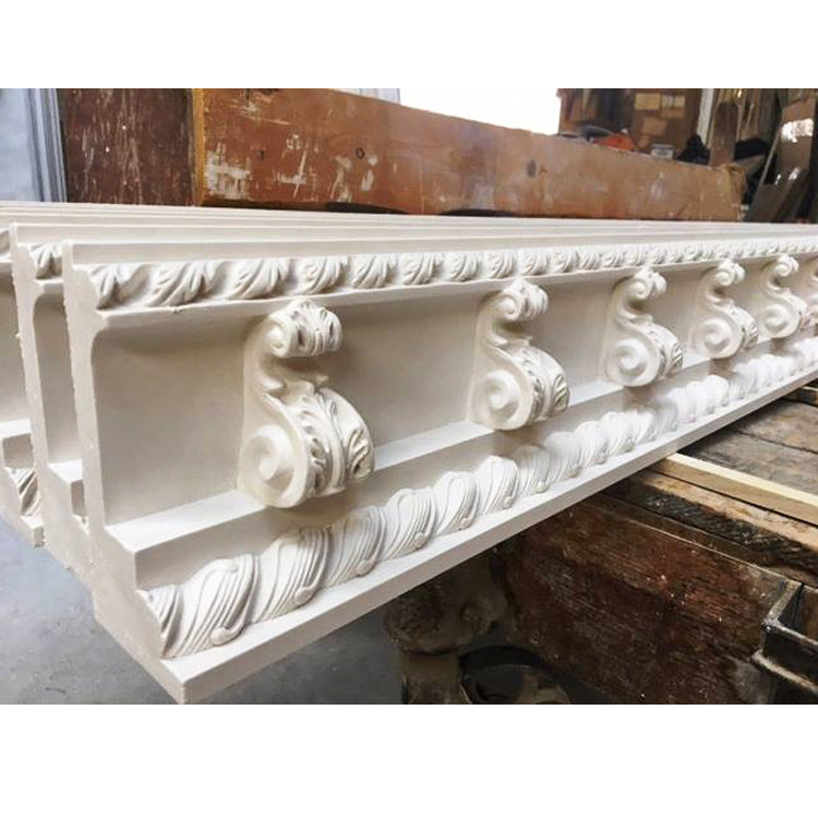 interior decorative plaster crown molding patterns