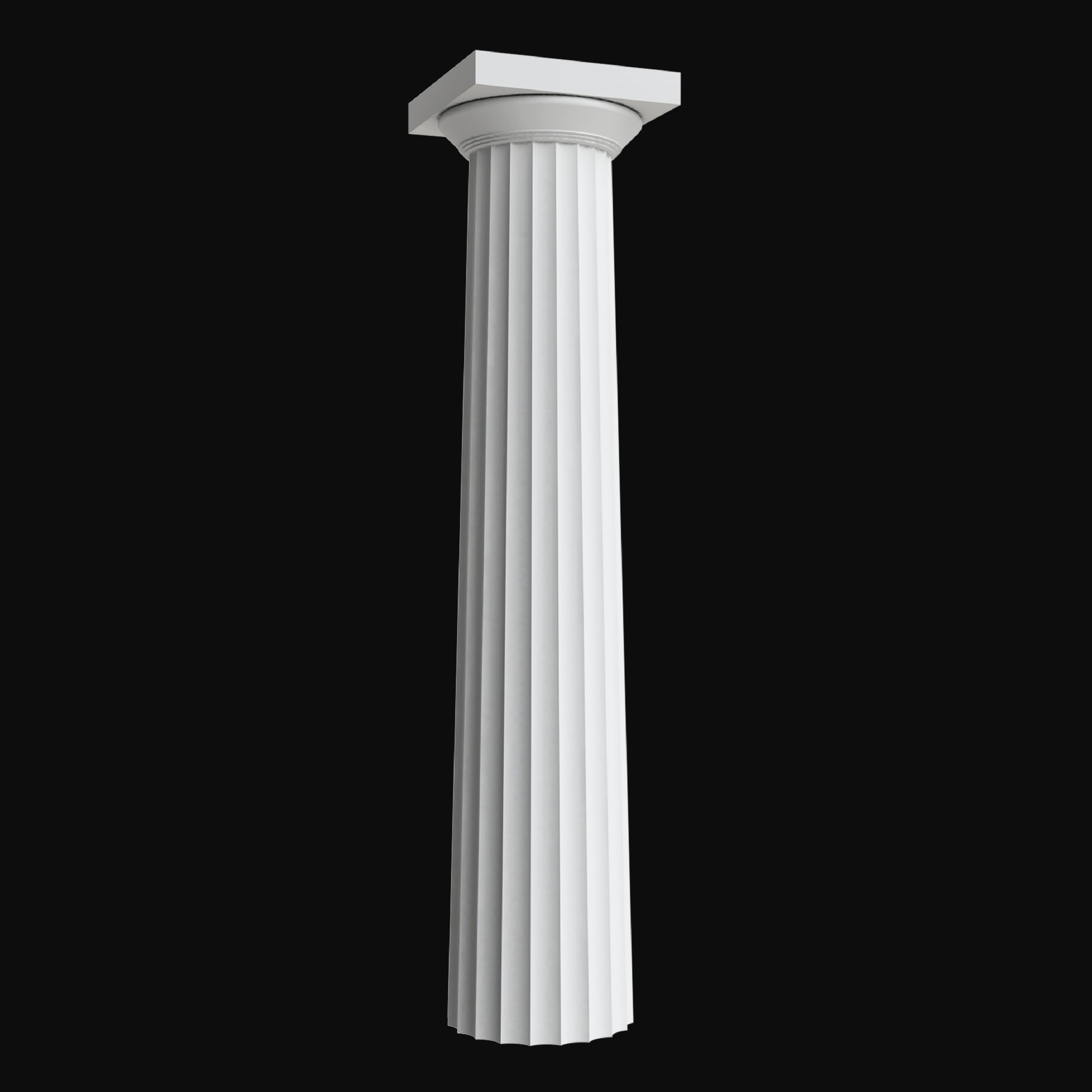 Design #BR101 - Doric Order (Greek) Column - ColumnsDirect