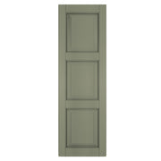 Exterior Window Shutters Extra Raised Panel Shutters - [Architectural Collection] - Brockwell Incorporated - ColumnsDirect.com