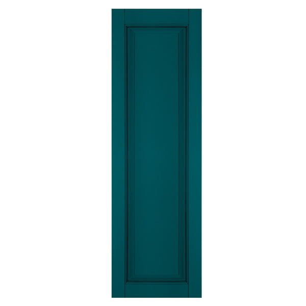 Single Raised Panel Shutters - [Classic Collection] - Brockwell Incorporated