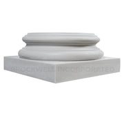 "Buy replacement Ionic ""Attic"" Bases for your fiberglass column shafts"