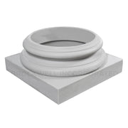 Fiberglass Composite Decorative Ionic (Attic) Base Molding & Plinth by Brockwell Columns