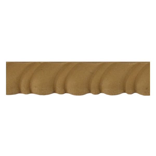 Rope Trim for Kitchen Cabinets - Item # MLD-F4584-CP-2