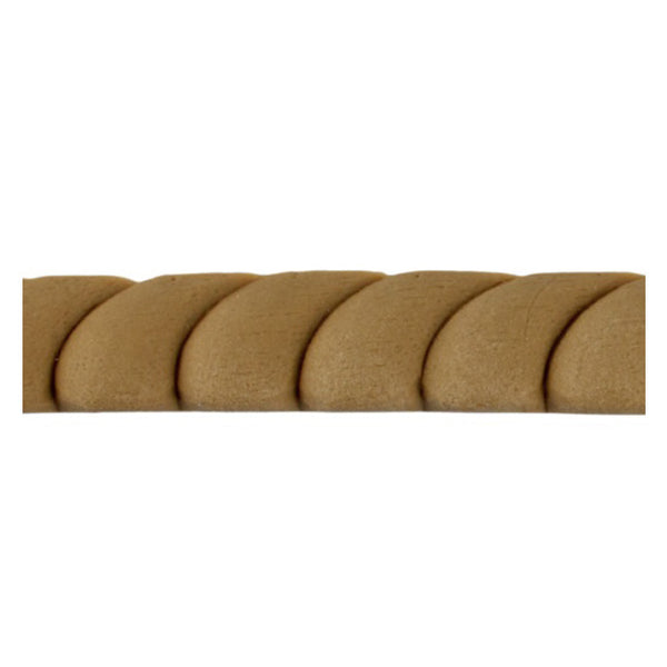 Rope Trim for Kitchen Cabinets - Item # MLD-F6584-CP-2