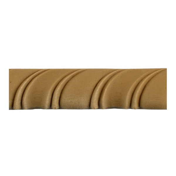 Rope Trim for Kitchen Cabinets - Item # MLD-F0684-CP-2