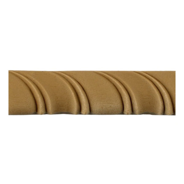 Rope Trim for Kitchen Cabinets - Item # MLD-F1684-CP-2