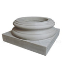 Structural fiberglass non-vented Attic replacement base at ColumnsDirect.com