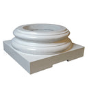 Primed & Painted Structural Fiberglass Composite Attic Column Base