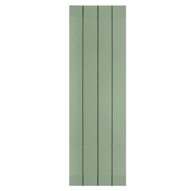 No Battens Exterior Window Shutters - [Classic Collection] - Brockwell Incorporated