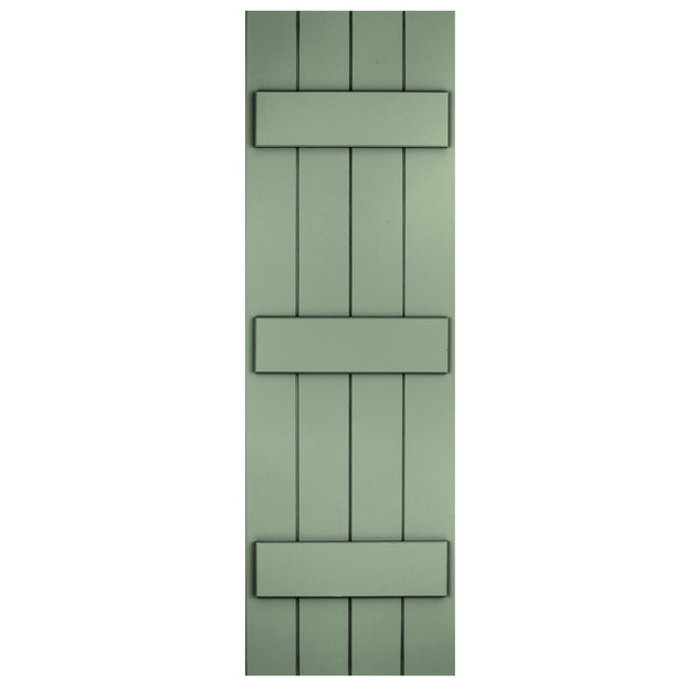Extra Batten Board-n-Batten Shutters - [Classic Collection] - Brockwell Incorporated