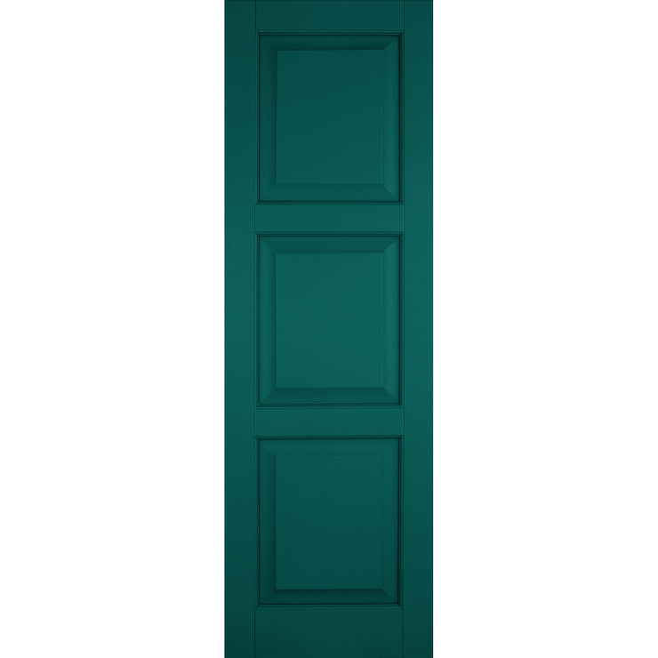 Extra Raised Panel Shutters - [Classic Collection] - Brockwell Incorporated