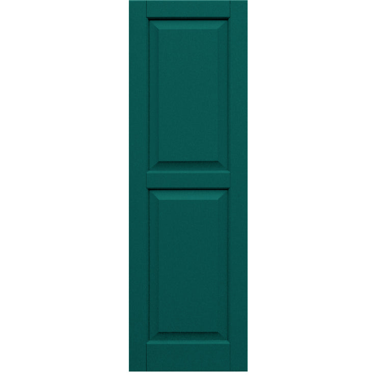 Standard Raised Panel Exterior Shutters - [Classic Collection] - Brockwell Incorporated