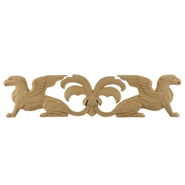 Composition Griffin Accent for wood furniture