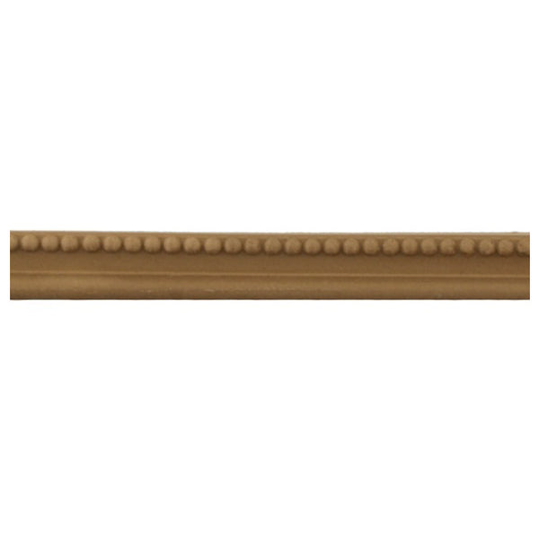 "Brockwell Incorporated's 1/2""(H) - Specialty Stain-Grade Linear Bead Molding Style - [Compo Material]"
