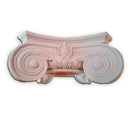 cast resin exterior Empire round column capital