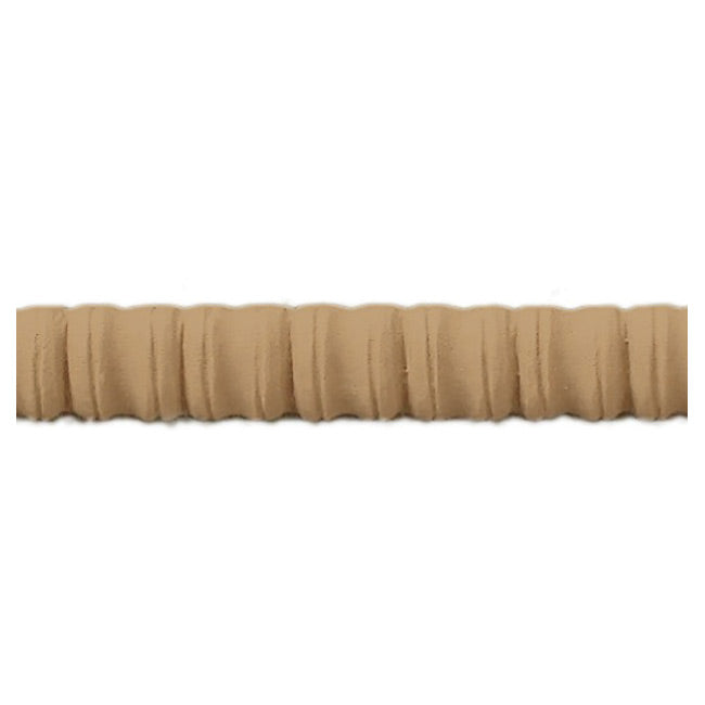 "ColumnsDirect.com - 8-3/4""(H) x 3/8""(Relief) - Decorative Fluted Linear Molding Design - [Compo Material]"