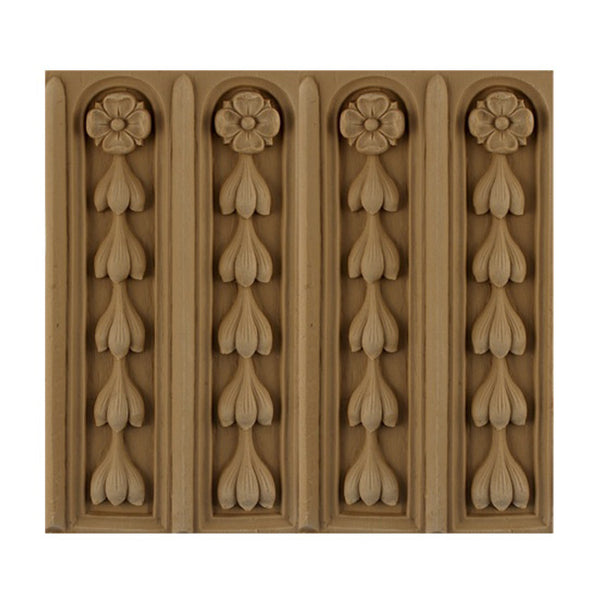 "ColumnsDirect.com - 7-7/8""(H) x 1/2""(Relief) - French Fluted Linear Molding Design - [Compo Material]"