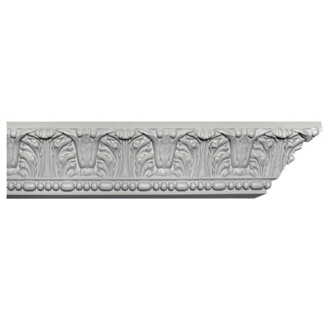 "5-1/4""(H) x 1-3/4""(Relief) - Louis XVI Frieze Molding Design - [Plaster Material] - Brockwell Incorporated"