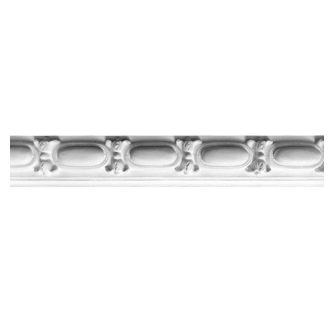 "3""(H) x 1-1/4""(Relief) - Louis XIV Frieze Molding Design - [Plaster Material] - Brockwell Incorporated"