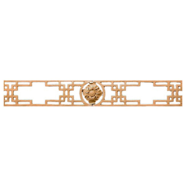 "Buy Brockwell's 2-11/16""(H) x 1/16""(Relief) - Renaissance Greek Key Linear Molding Design - [Compo Material]"