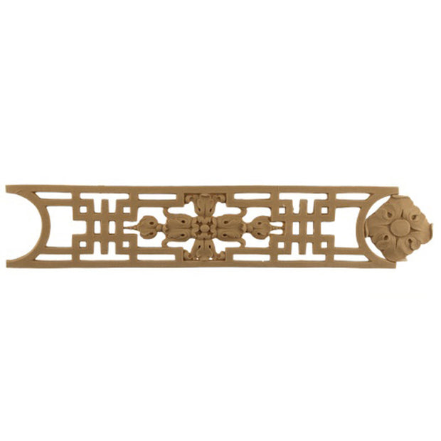 "Where to Buy 2-11/16""(H) x 1/8""(Relief) - Renaissance Greek Key Linear Molding Design - [Compo Material]"