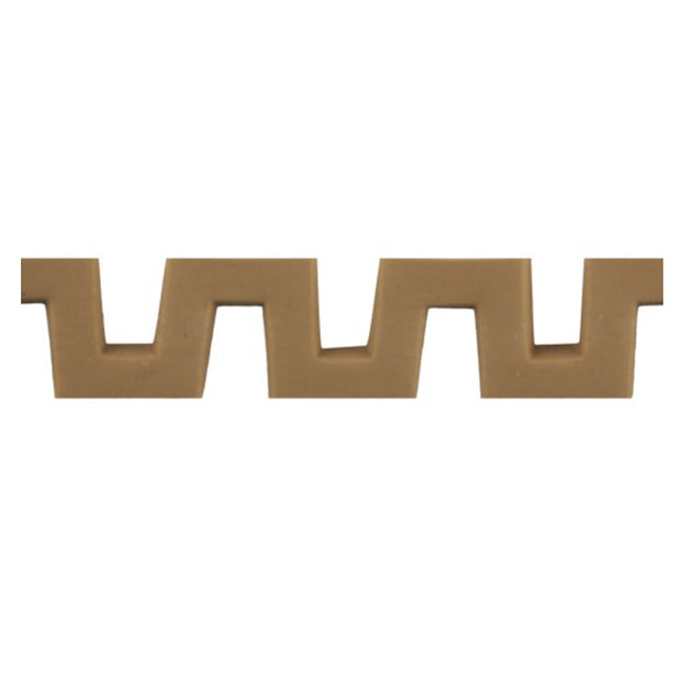 "Where to Buy 7/8""(H) x 5/16""(Relief) - Classic Greek Key Linear Molding Design - [Compo Material]"
