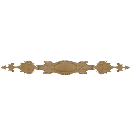 "Shop Beautiful 62-1/2""(W) x 7-5/8""(H) x 1/2""(Relief) - Elizabethan Style Horizontal Design - [Compo Material]-HRZ-3677-CP-2"
