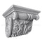 Beautiful plaster Italian corbel design with acanthus leaves from Brockwell Incorporated