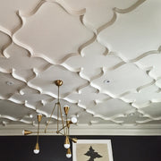 Open Plaster Tracery / Transitional Ceiling Tiles