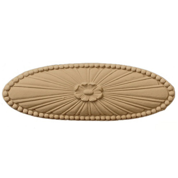 RST-07131-CP-2 - Order Rosettes Online - Oval Shape - Brockwell Incorporated