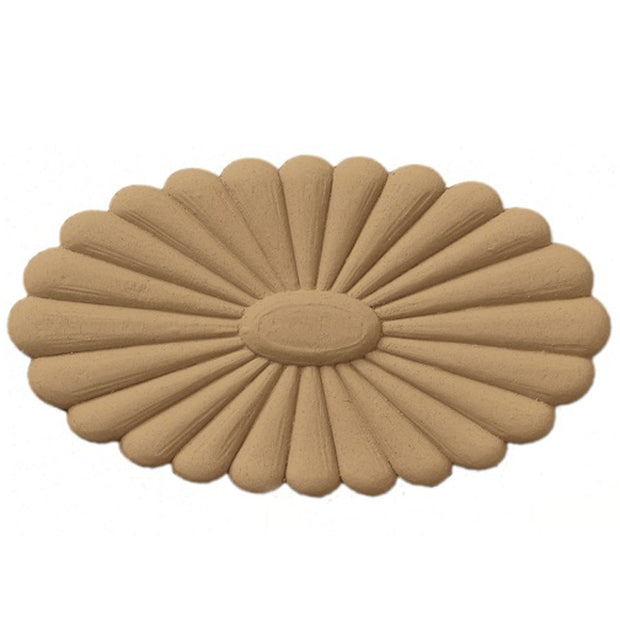 RST-88131-CP-2 - Order Rosettes Online - Oval Shape - Brockwell Incorporated