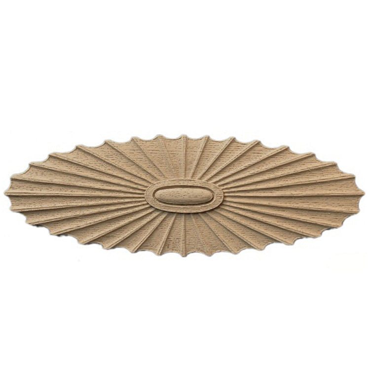 RST-70041-CP-2 - Order Rosettes Online - Oval Shape - Brockwell Incorporated