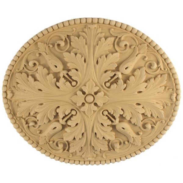 RST-8915-CP-2 - Order Rosettes Online - Oval Shape - Brockwell Incorporated