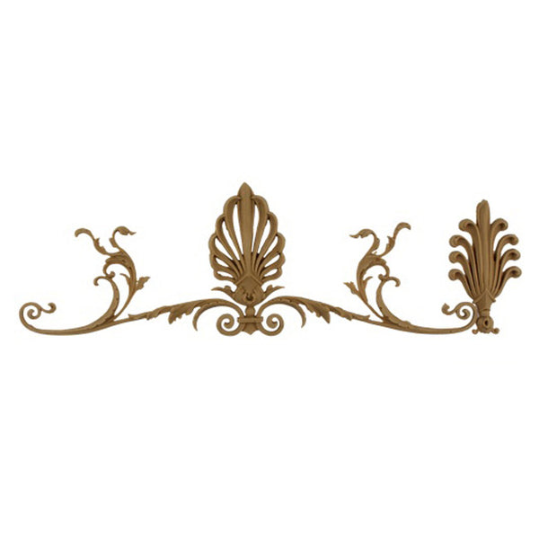 Beautiful Compo Resin Interior Moldings & Trim - Palmette Designs - Item # MLD-1158-CP-2