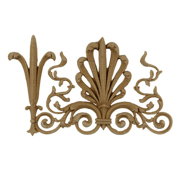 Beautiful Compo Resin Interior Moldings & Trim - Palmette Designs - Item # MLD-9158-CP-2