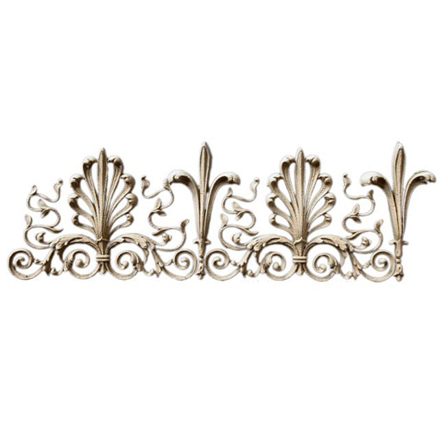 Beautiful Compo Resin Interior Moldings & Trim - Palmette Designs - Item