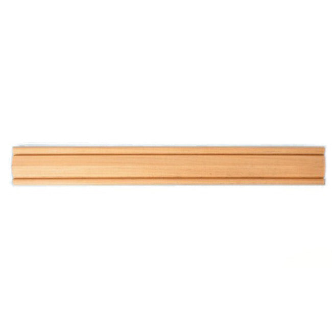 "Buy 1-1/2""(H) x 7/16""(Proj.) - Plain Panel Molding Design (Poplar) - [Wood Material] - Brockwell Incorporated"