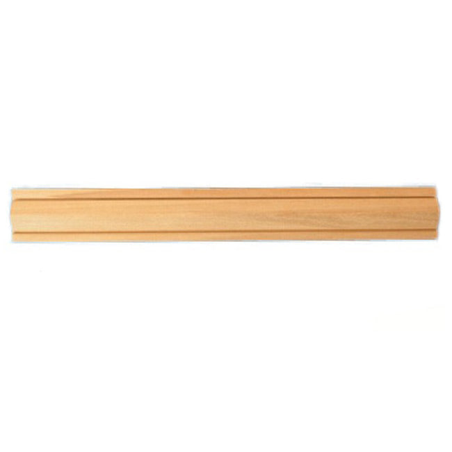 "Buy 1-1/2""(H) x 11/16""(Proj.) - Plain Panel Molding Design (Poplar) - [Wood Material] - Brockwell Incorporated"