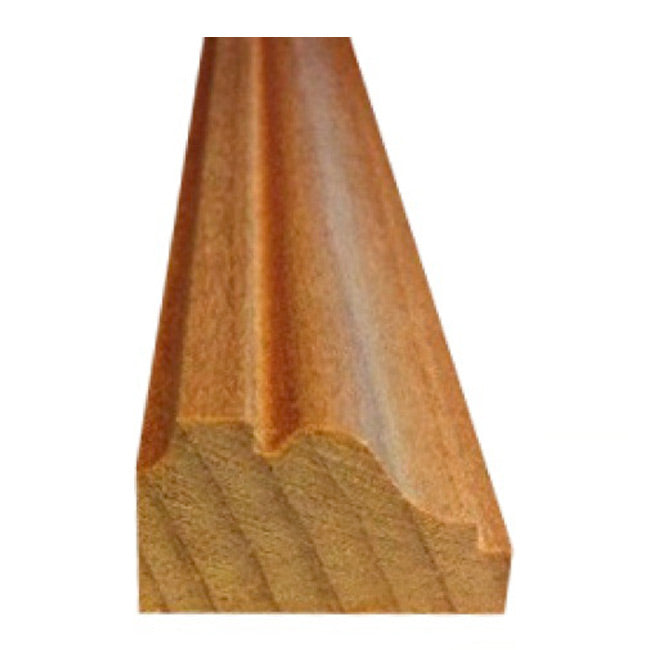 "Buy 1-1/2""(H) x 7/8""(Proj.) - Plain Panel Molding Design (Poplar) - [Wood Material] - Brockwell Incorporated"